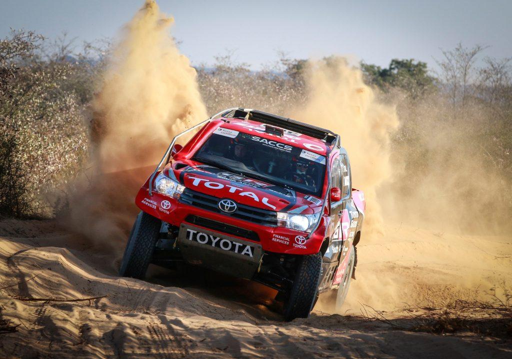 Toyota Desert Race 2017