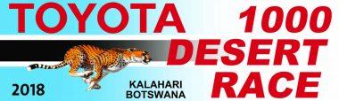 Toyota 1000 Desert Race
