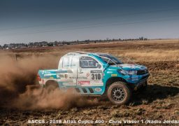 2018 Atlas Copco 400 – Day 2 – Start [video]