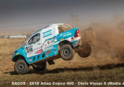 2018 Atlas Copco 400 – Day 2 – Loop 1 [video]