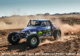 ATLAS COPCO 400 TOOK ITS TOLL ON SPECIAL VEHICLE CATEGORY AT BRONKHORSTSPRUIT