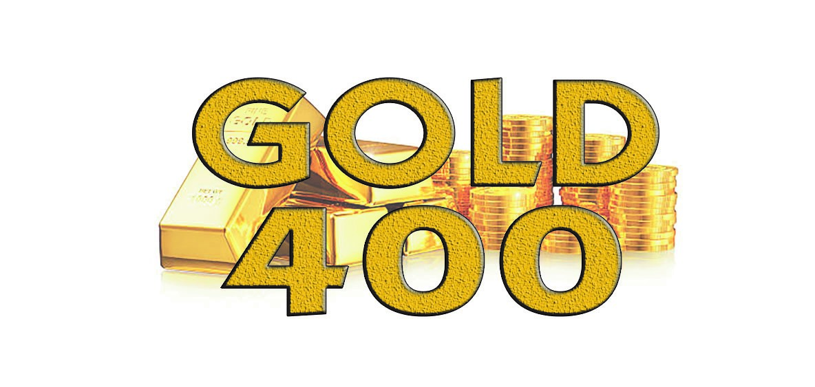 2018 Gold 400