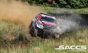 Henk Lategan Gazoo Racing