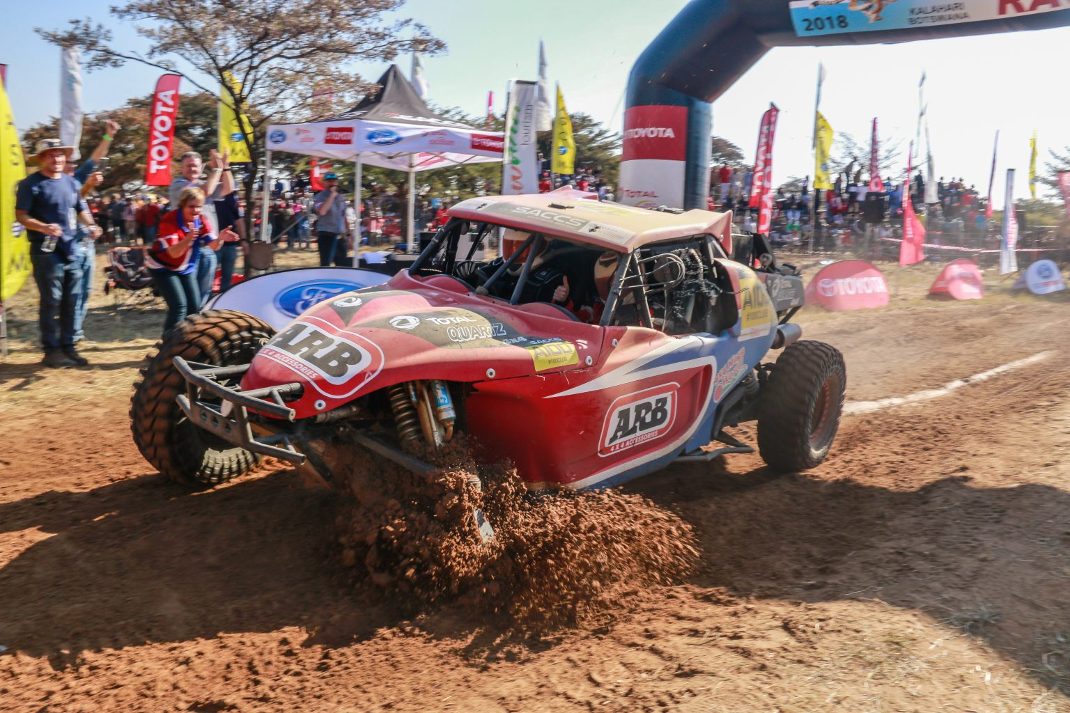 AN EXPERIENCED FIELD OF TEAMS IN SPECIAL VEHICLE CATEGORY TO TACKLE MPUMALANGA 400