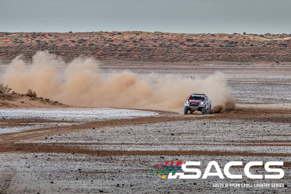 Fernando Alonso tested Dakar winning Toyota Hilux