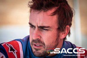 Fernando Alonso tested Dakar winning Toyota Hilux