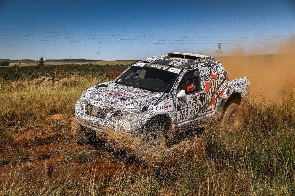 The Road to Dakar begins in Dullstroom