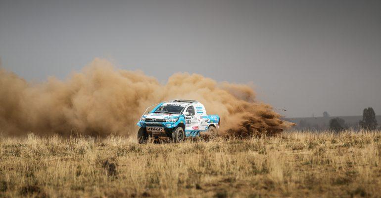 Interesting line-up in all three categories of Parys 400 after testing qualifying race
