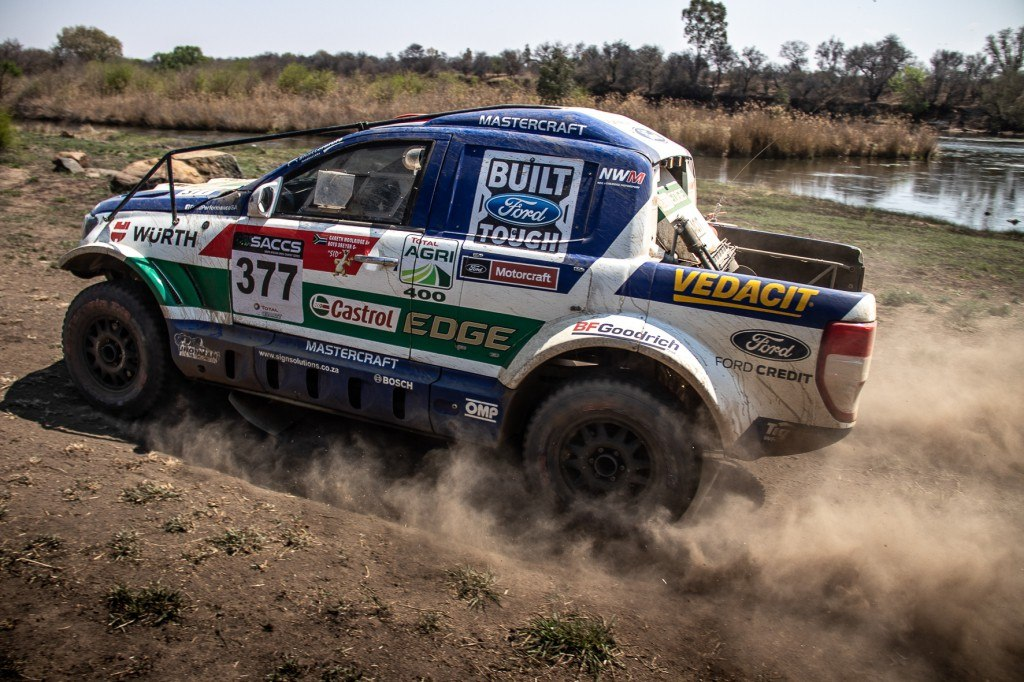 The Free State delivered a great race and shuffled the SACCS Production vehicle standings with only 2 rounds to go