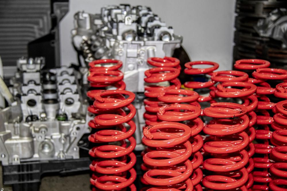 Toyota Gazoo Racing SA's team receives positive send-off