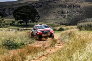 Interesting mix at the front of the field after day 1 of the Mpumalanga 400