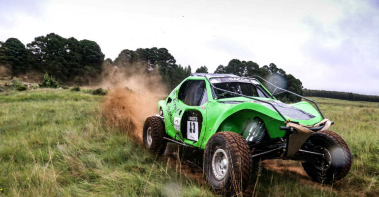 Current and former special vehicle champions in action at thrilling season opener