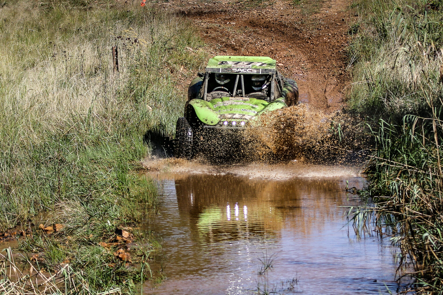 Former champions win as tough Mpumalanga 400 took its toll on the special vehicles